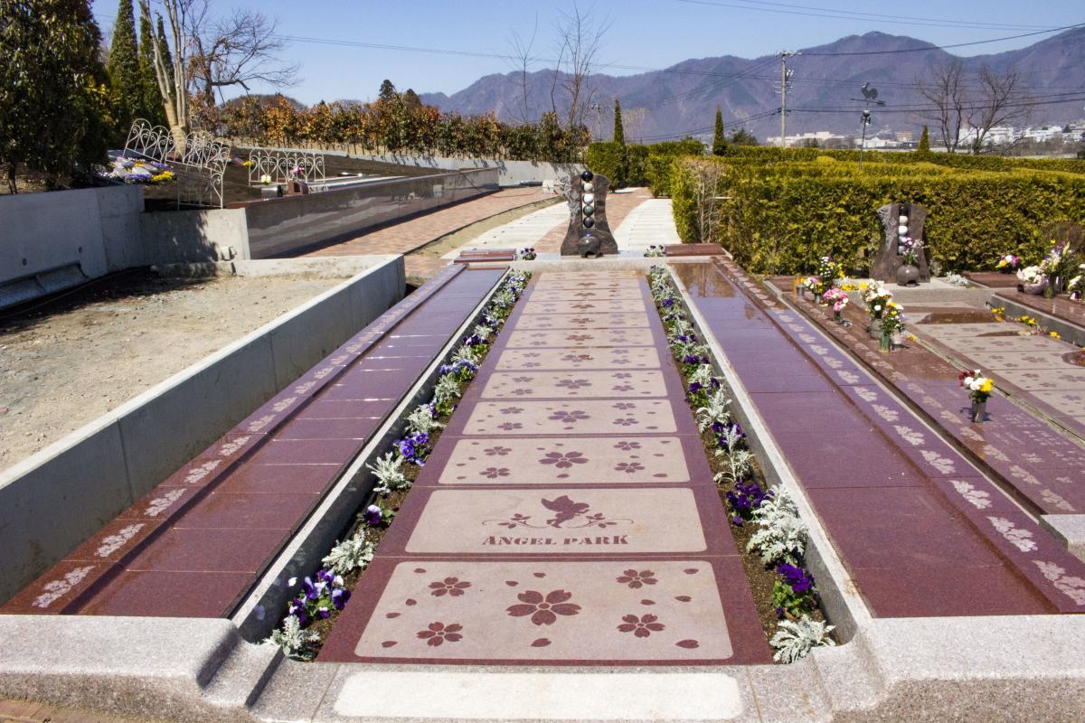 長野県の永代供養墓