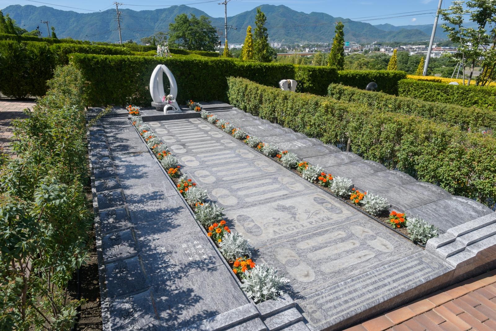 三人まで埋葬できる永代供養墓