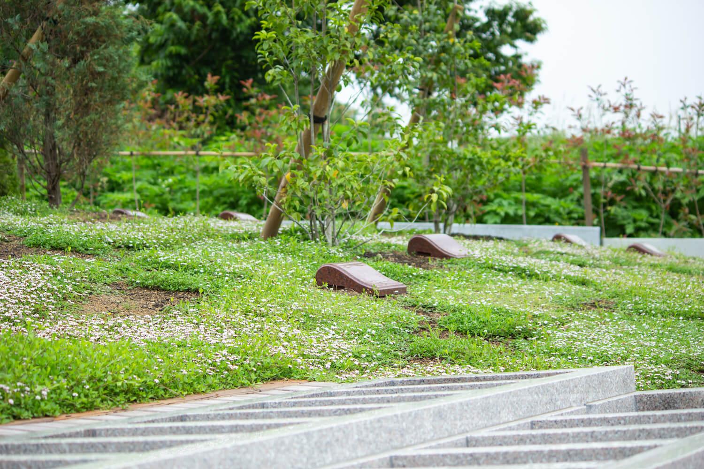 長野県の永代樹木葬