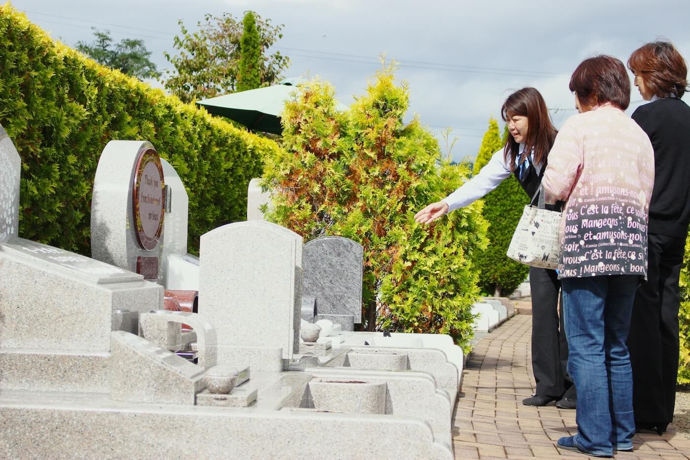 ペットと一緒に眠れるお墓の見学会