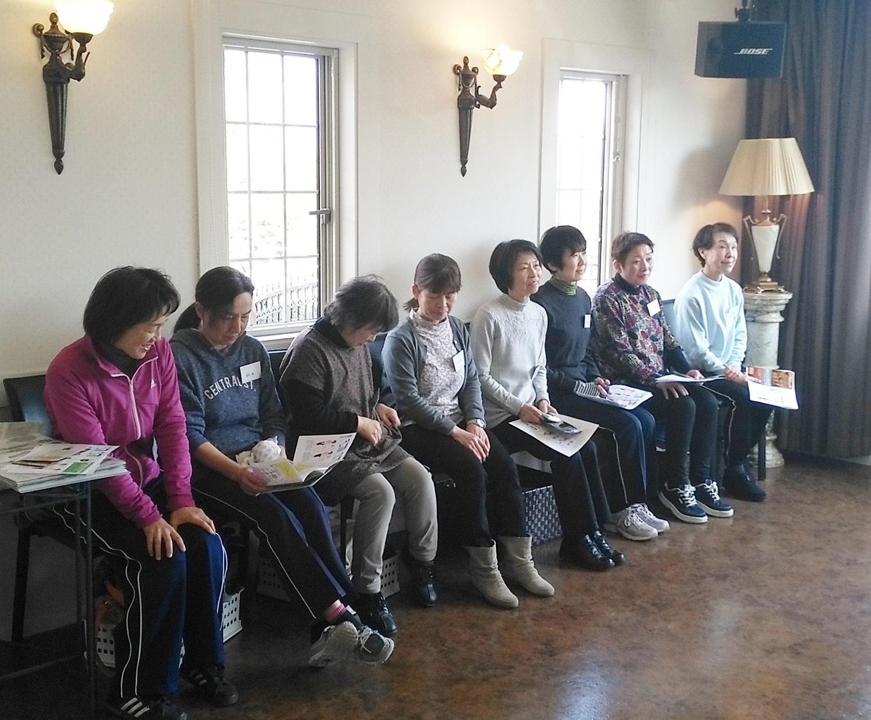 「美姿勢ストレッチ教室」が開催されました